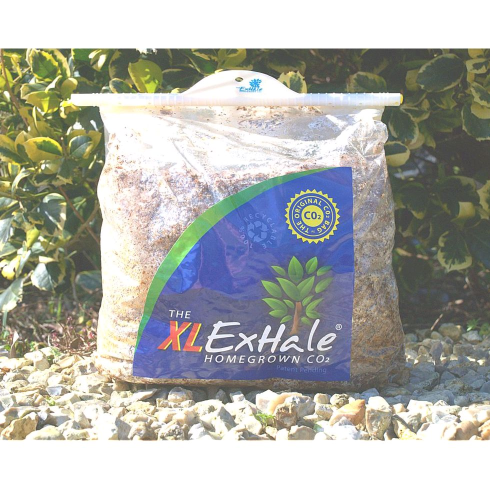 Exhale Natural Co2 Generator » £26 95 - Exhale CO2 - CO2