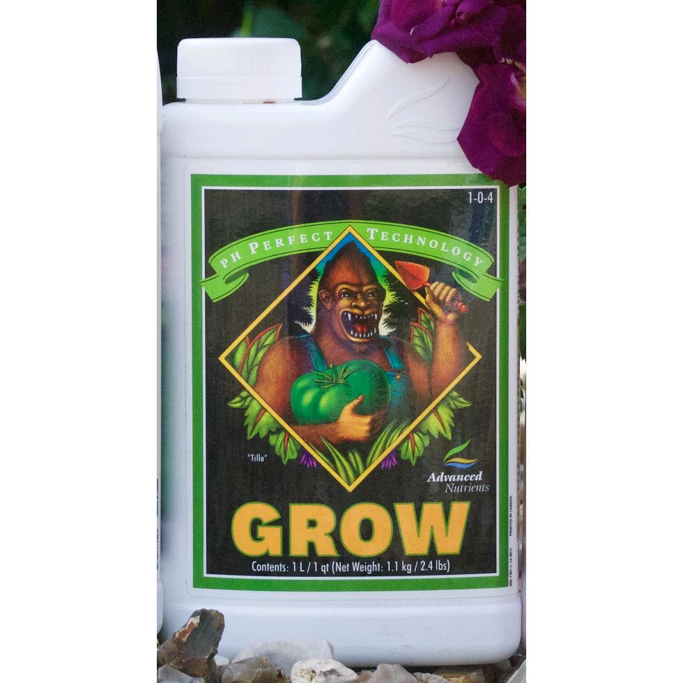 Micro, Grow & Bloom 3 Part Nutrient » £29 99 - Advanced